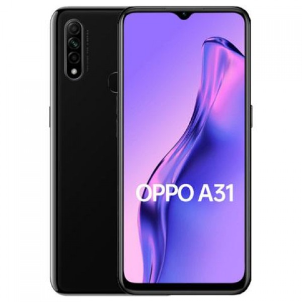 Oppo A31 64 GB Siyah Cep Telefonu - Oppo Türk...