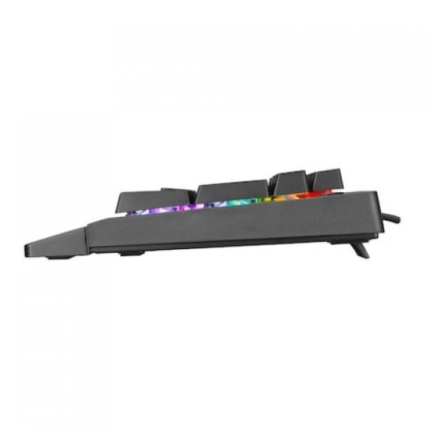 Philips Momentum SPK8403/62 Usb Kablolu Aydınlatmalı Mekanik Gaming  Siyah Q Klavye