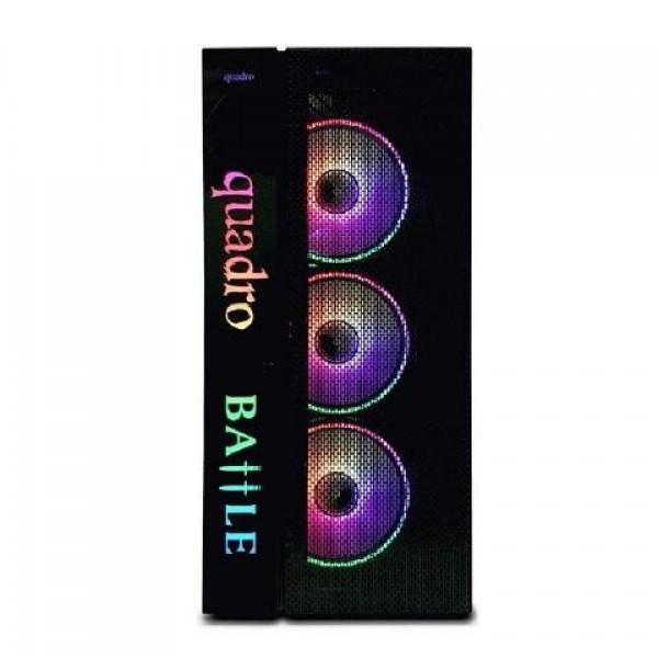 QUADRO BATTLE-IX5-14823 i5-10400F 8GB 240GB S...