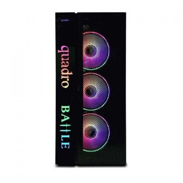 QUADRO BATTLE-RX5-35823 AMD Ryzen 5 3500X 8GB...