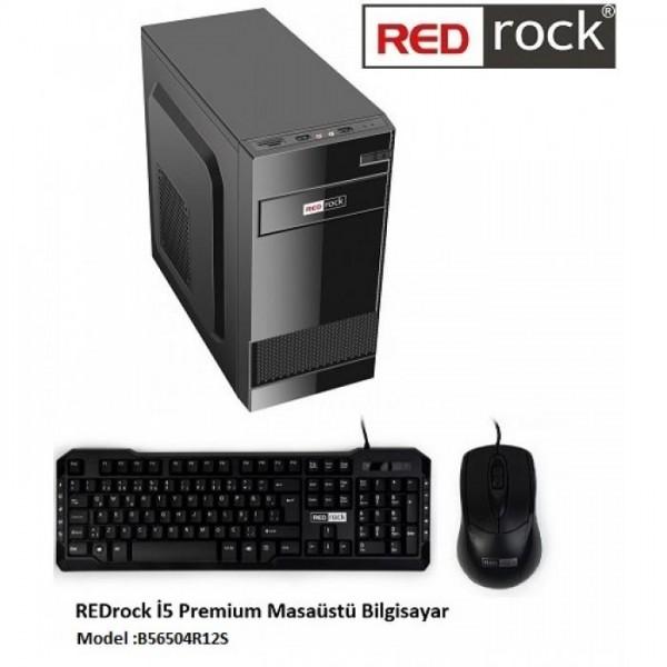 Redrock B56504R12S i5-650 4GB 128GB FreeDOS K...