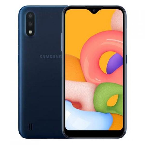 Samsung Galaxy A01 16 GB Mavi Cep Telefonu - ...