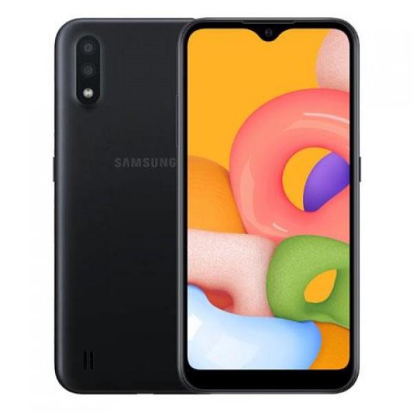 Samsung Galaxy A01 16 GB Siyah Cep Telefonu -...