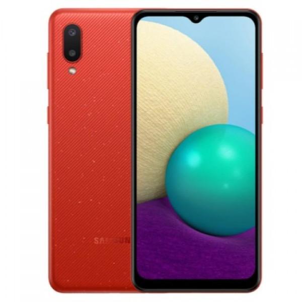 Samsung Galaxy A02 32 GB Kırmızı Cep Telefonu...