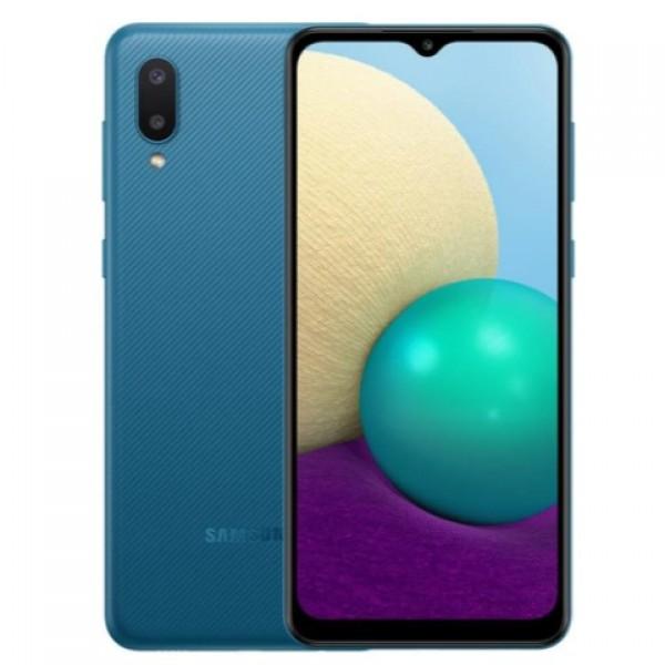 Samsung Galaxy A02 32 GB Mavi Cep Telefonu - ...
