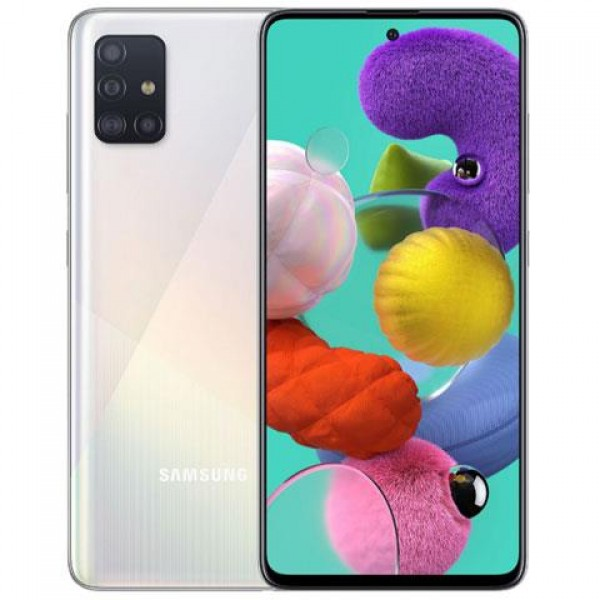 Samsung Galaxy A51 128GB Beyaz Cep Telefonu -...
