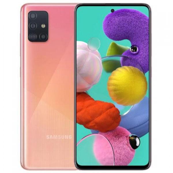 Samsung Galaxy A51 128GB Pembe Cep Telefonu -...