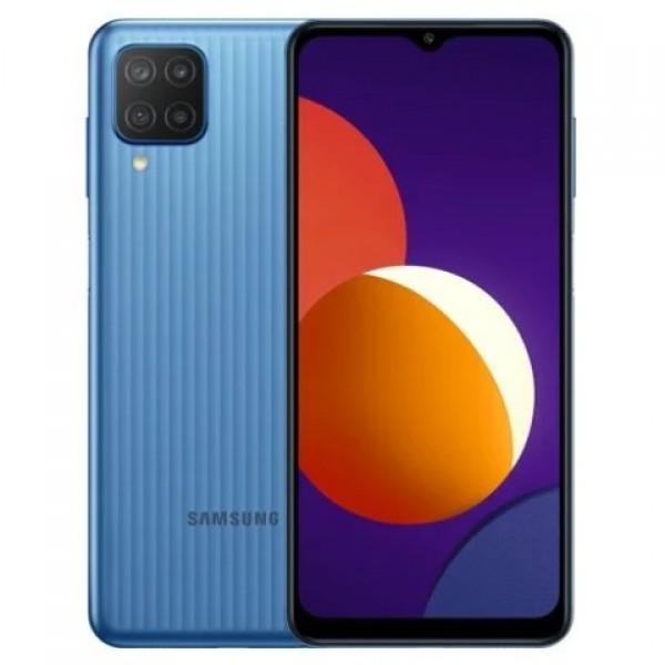 Samsung Galaxy M12 128 GB Mavi Cep Telefonu -...