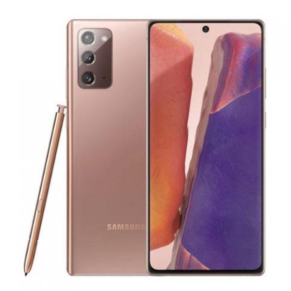 Samsung Galaxy Note 20 256 GB Mistik Bronz Ce...