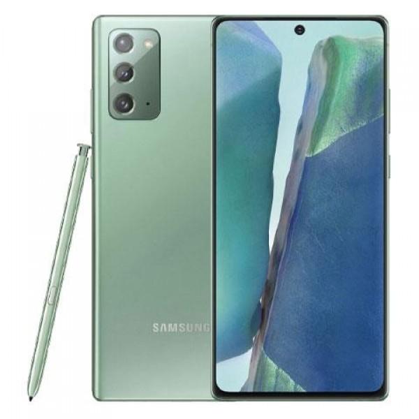 Samsung Galaxy Note 20 256 GB Mistik Yeşil Ce...