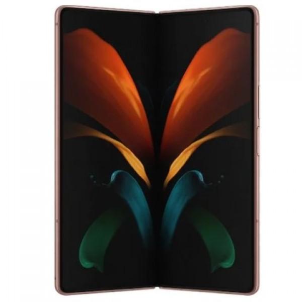 Samsung Galaxy Z Fold 2 256 GB Mistik Bronz C...