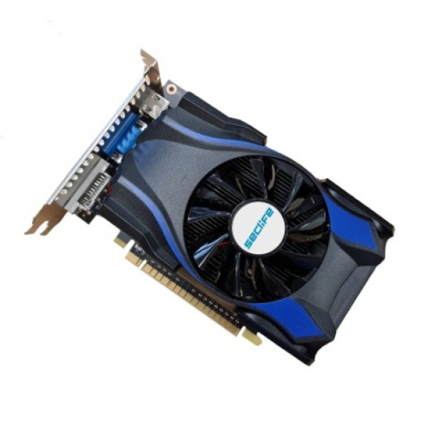 Seclife 4GB Nvidia Geforce Gt730 DDR3 128 Bit...