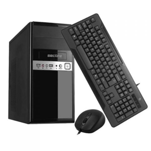 Seclife SC-1010 i3-10100F 4GB 240GB 2GB FreeD...
