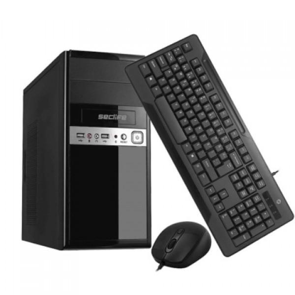 Seclife SC-3620 i5-3470 16GB 120GB SSD 2TB Fr...
