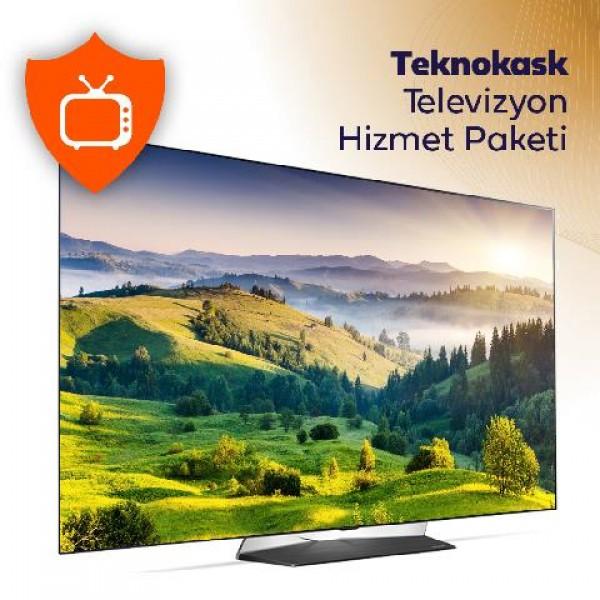 Teknokask Televizyon Hizmet Paketi