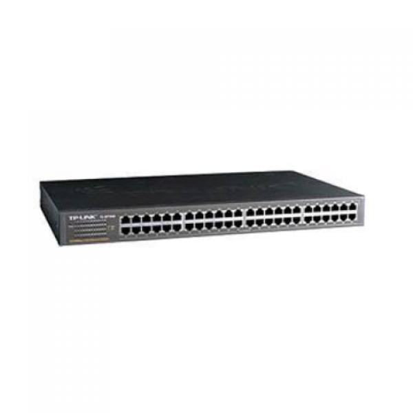 Tp-Link TL-SF1048 48 Port 10/100 Mbps Switch ...