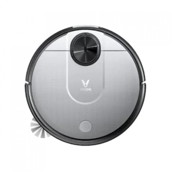 Viomi V2 Pro Vacuum Cleaner Lazer Sensör Siya...