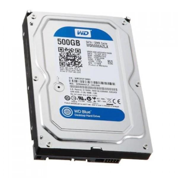 Western Digital Blue WD5000AZLX 500GB 7200RPM...