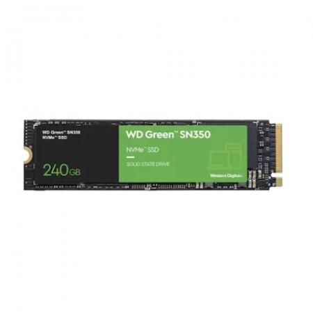 Western Digital Green SN350 WDS240G2G0C 240GB 2400-900MB/s M.2 Nvme SSD