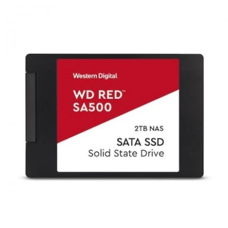 """Western Digital Red SA500 WDS200T1R0A 2TB 560-530MB/s SATA3 2.5"""" SSD"""