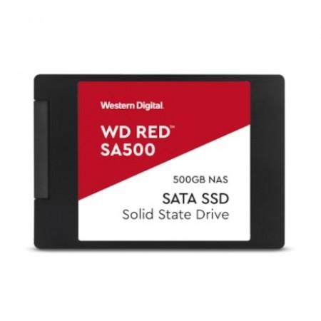"""Western Digital Red WDS500G1R0A 500GB 560-530MB/s SATA3 2.5"""" SSD"""