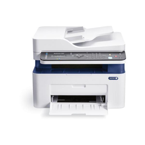 Xerox Phaser 3025V_NI A4 Fotokopi Tarayıcı Fa...