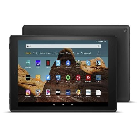 Amazon Fire HD 10 2GB 10.1 inc 1080p FullHD 32GB Siyah Tablet