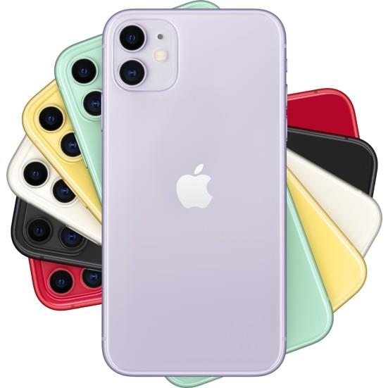 Apple iPhone 11 64GB Mor Cep Telefonu - Apple Türkiye Garantili