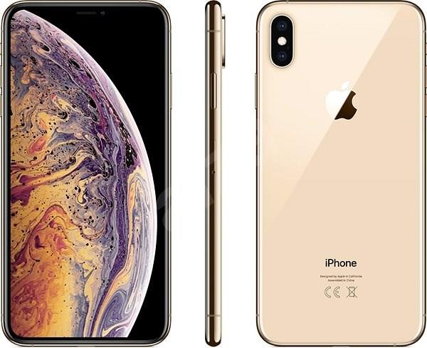 Apple iPhone XS Max 512 GB Gold (Altın) Cep Telefonu