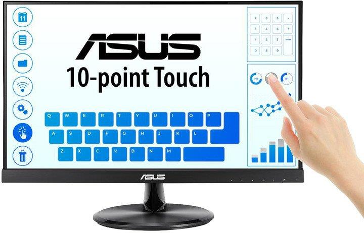 ASUS VT229H 21.5 inc 5MS 1920X1080 IPS HDMI DSUB Monitör
