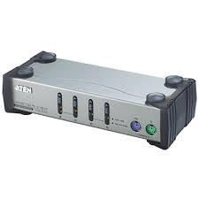 ATEN CS84AC-AT 4 PORT PS/2 KVM SWİTCH