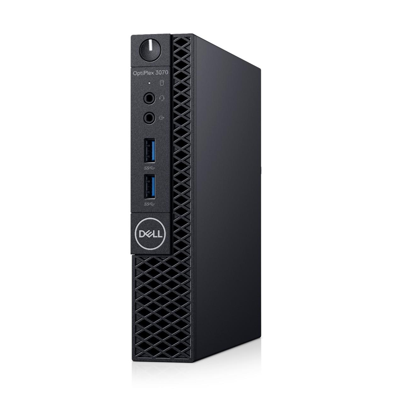 DELL PC OPTIPLEX N014O3070MFF_UBU 3070MFF i5-9500T 8GB 500GB UBUNTU Mini Bilgisayar
