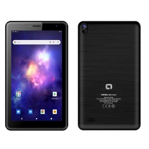 Everest EVERPAD DC-M700 Siyah Wifi BT 7 inc LCD 2GB 16GB Android 10 Go Tablet