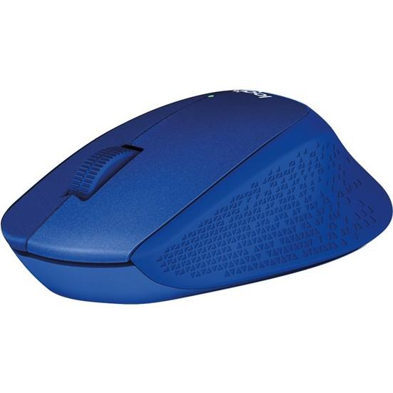 Logitech M330 Silent Plus Mavi 910-004910 Optik Wireless Mouse