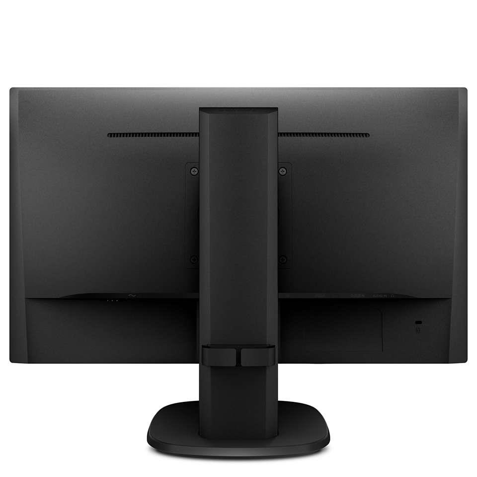 PHILIPS 243S7EJMB-00 23.8 inc 1920X1080 5Ms 60Hz VGA HDMI DP IPS Siyah LED Monitör