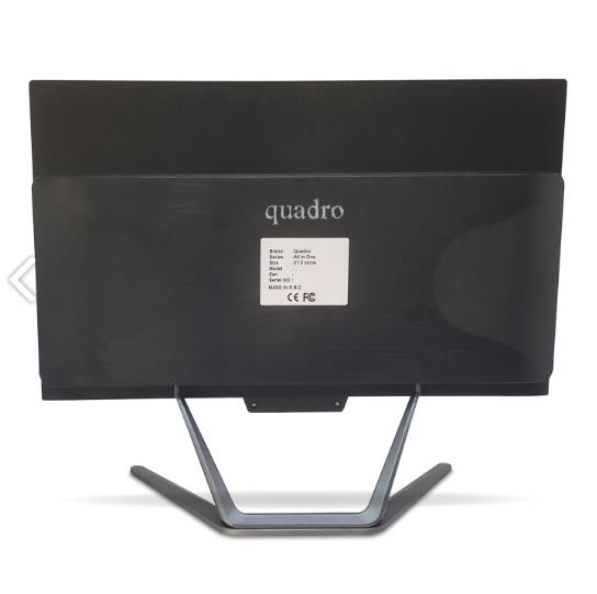 QUADRO AIO STARK H8122-49824 i5-4690T 8GB 240GB SSD 21.5 inc FreeDOS All in One Bilgisayar