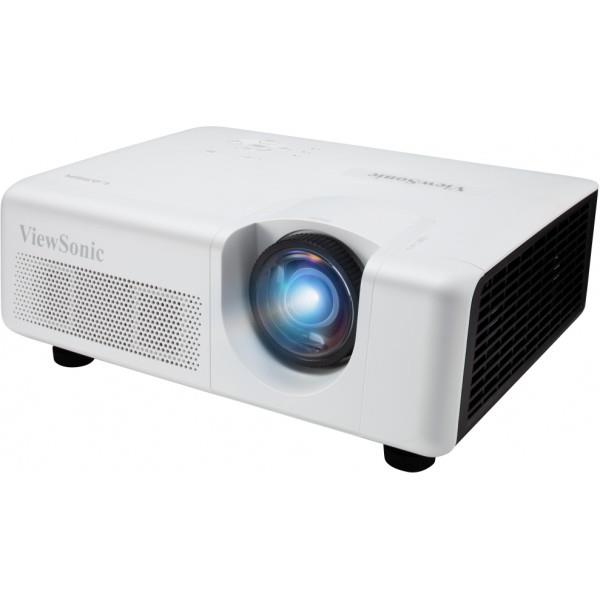 VIEWSONIC LS625W SHORT THROW LAZER 1280x800 3200AL HDMIx2 RS232 RJ45 100.000:1 3D Projeksiyon Cihazı